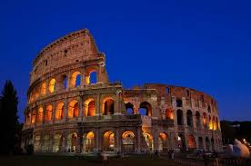 The Roman Colosseum, Italy - ~T.E.D~